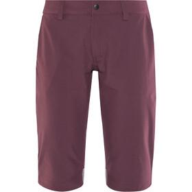 Haglöfs W's Amfibious Long Shorts Aubergine